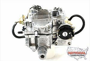 Rochester 2 Bbl Carburetor Fits 1979 81 All Chevy Truck 250 4 3 L Eng Varajet