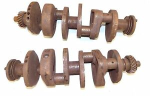 Ford Flathead Crankshaft