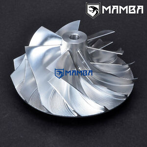 Turbo Billet Compressor Wheel For Ford Lancia Garrett Tb3403 48 55 69mm 7 7