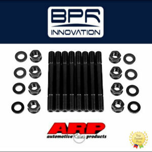 Arp Main Stud Kit Pontiac Supercharged 3800 L67 99 Up Hex 193 5401