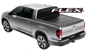 Undercover Flex Folding Bed Cover Honda Ridgeline 2017 2018 Fx81000