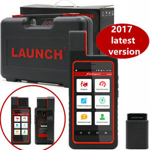 2017 Launch X431 Diagun Iv Code Reader Scan Diagnotist Tool 2 Years Free Update