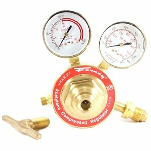 Forney 87101 Acetylene Regulator Heavy Duty Victor Style New