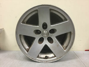 Oem Jeep Wrangler Rubicon Moab 16 Factory Alloy Wheel Rim 2002 2006 Tj Lj