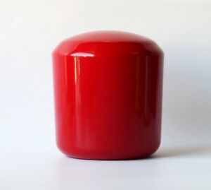 Shiftevo Custom Gloss Red Block 800 Gram Weighted Heavy Shift Knob 10x1 25mm