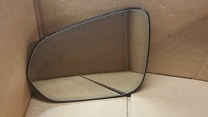 2015 Original Used Lexus Nx200t Mirror Glass Blind Spot Light Left Front