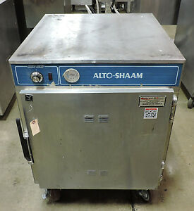 Alto Shaam 750 s Commercial Low Temperature Hot Food Holding Cabinet