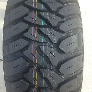 2 New 265 75r16 Kenda Klever M t Kr29 Mud Tires 265 75 16 2657516 R16 Mt 10 Ply
