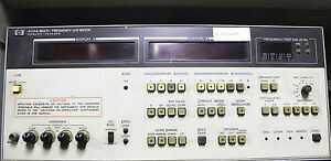 Hp Agilent Keysight 4274a Multi frequency Lcr Meter