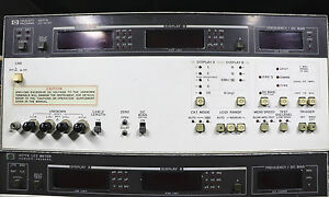 Hp Agilent Keysight 4277a Digital Multi frequency Lcr Meter