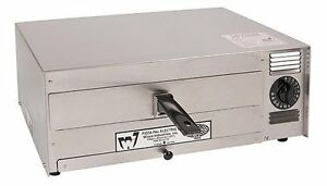 Wisco 412 3 Wired Counter Top Pizza Oven