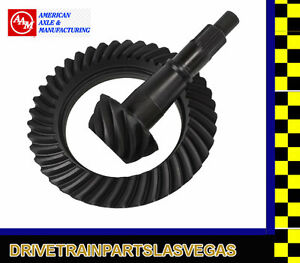 Aam Oem Gm Chevy 9 5 14 Bolt Ring And Pinion Gear Set 4 10 Ratio 2014 up New