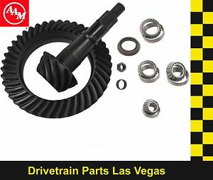 Aam Oem Gm Chevy 9 5 14 Bolt Ring Pinion Gear Set Master Kit 4 10 Ratio 14 up