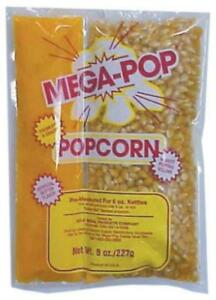 6 Oz Corn oil Kit Premium Popping Oil With Butter Flavor And Fl