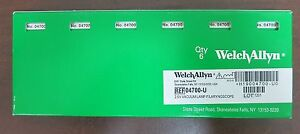 Welch Allyn 04700 u 04700 Vacuum Lamp bulb For Laryngoscope 2 5v Pack Of 6