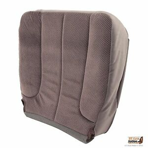 Dodge Ram1500 Oe Cloth 2002 2005 L5 Taupe Manual Drivers Seat Bottom Upholstery