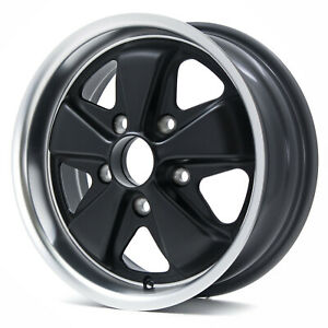 Maxilite Wheels For Porsche 911 914 6 924s 944 6x15r Look Deep Six