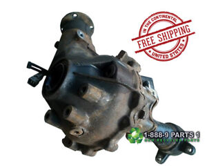 2005 2006 Toyota Tundra Carrier Assembly Front 3 91 Ratio Stk L47a26
