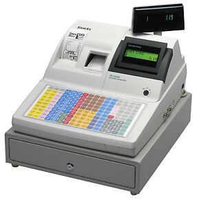 Sam4s Er5200m Cash Register Retail Restaurant Er 5200m