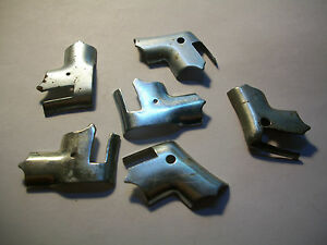 Ford Model T Window Corner Trim Pieces 6pc