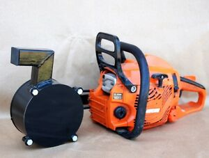 Portable Rock Crusher Powered By Chainsaw Sampling Crusher New Fit Stihl170 250