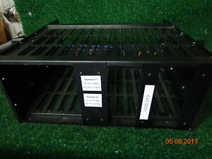 Dx Radio Systems Repeater Vhf Uhf 19 Chassis Or Rack cabinet No Components 2