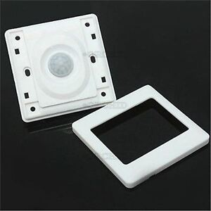 20pcs Ir Infrared Motion Sensor Save Energy Automatic Light Switch Ic New D