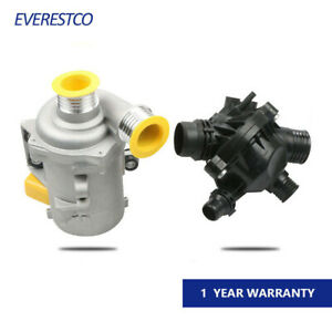 Electric Engine Water Pump Thermostat 11517586925 For Bmw X3 X5 128i 328i 528i