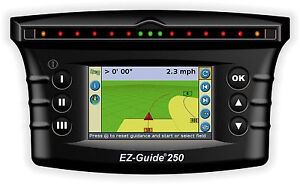Case Ih Ez guide 250 Lightbar Gps