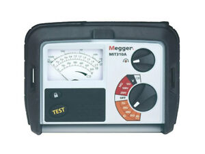New Megger Mit310a en 1000v Insulation And Continuity Tester