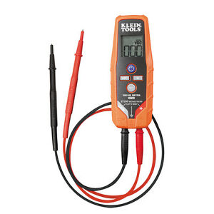 New Klein Tools Et250 Digital Ac dc Voltage Continuity Tester 600v