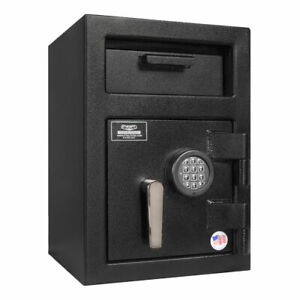 Stealth Drop Safe Front Load Depository Vault Electronic Lock Cash Storage