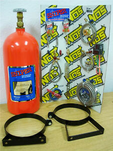 Nos 07005 Sniper Efi Wet Orange Nitrous Kit For Mitsubishi Vehicles