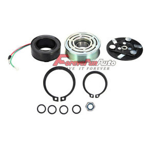 Ac A C Compressor Clutch Kit For 2006 2007 2008 2009 2010 2011 Honda Civic 1 8l