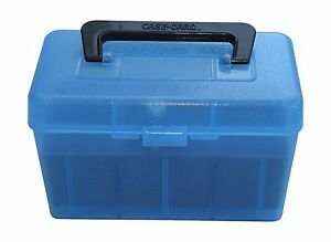 MTM Deluxe Flip-Top Ammo Box with Handle 270 Winchester 30-06 S... Free Shipping
