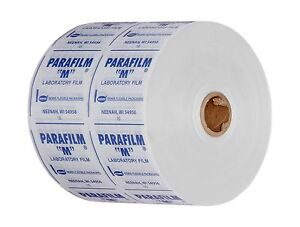 Parafilm M Pm999 All purpose Laboratory Film 4 X 250 On 1 Core Free Shipping