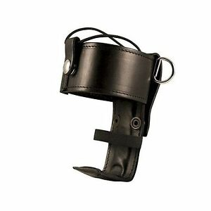 Boston Leather Universal Firefighter s Radio Holder Free Shipping