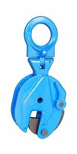 I lift Equipment Icd1b Universal Plate Clamp 2200 Lb Working Lo Free Shipping