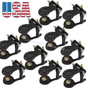 10x Usa Dentist Dental Teeth Adjustable Small Articulator For Lab Equipment Use
