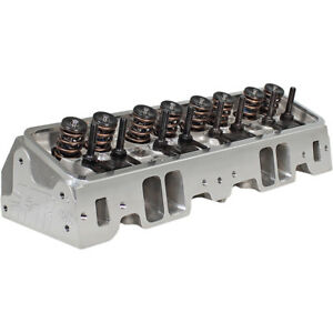 Afr Cylinder Head Set 1038 Eliminator 195cc Aluminum 75cc For Chevy 262 400 Sbc