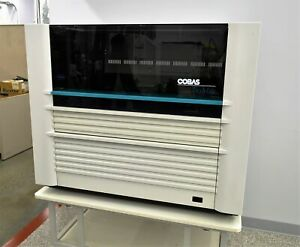 Roche Cobas Taqman 96 Automated Real time Pcr Amplification Detector Analyzer