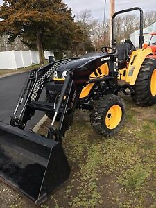 Used 2013 Yanmar Lx4100 41 Horse Power Tractor With Loader