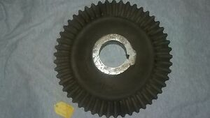 Nos Vintage Caterpillar Cat 22 Crawler Ring Gear V 131 49 Spline