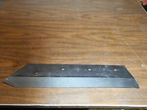 Allis Chalmers Plow Points 16 In 4 Bolt With Drop Front Bolt P lac16487