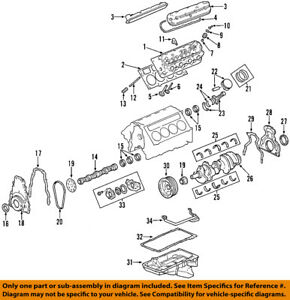 Gm Oem Engine Timing Cover 12600326