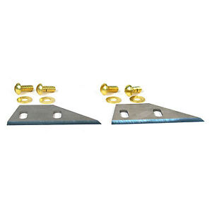 Original Replacement Blades For Gold Medal Products Sno Cone Machines