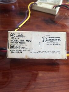 Fire lite Alarms M301 Monitor Module Signaling Device