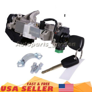New For Honda Accord Ignition Switch Lock With Keys 35100 sda a71