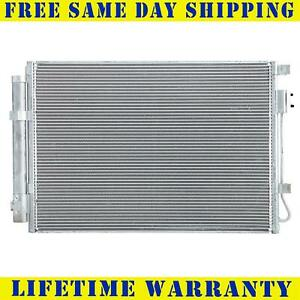 A c Ac Condenser For Hyundai Kia Fits Accent Rio 4438