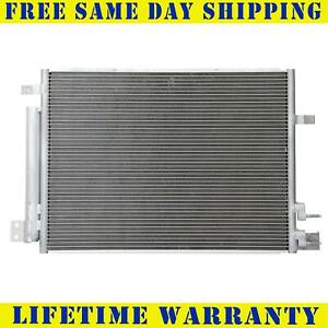 Ac Condenser For Cadillac Ats Cts 3 6 2 5 2 0 4222